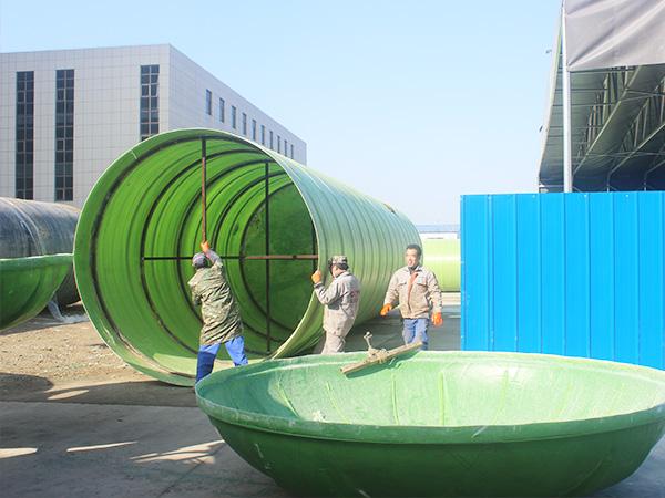 安徽清飞玻璃钢化粪池的使用方法!