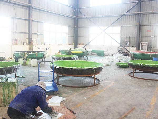 安徽清飞分享玻璃钢化粪池在施工时需要注意的事项!