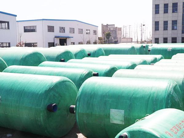 安徽清飞分享玻璃钢隔油池的重要因素!